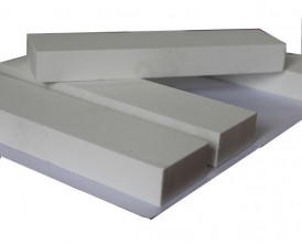 白色方形油石原材料